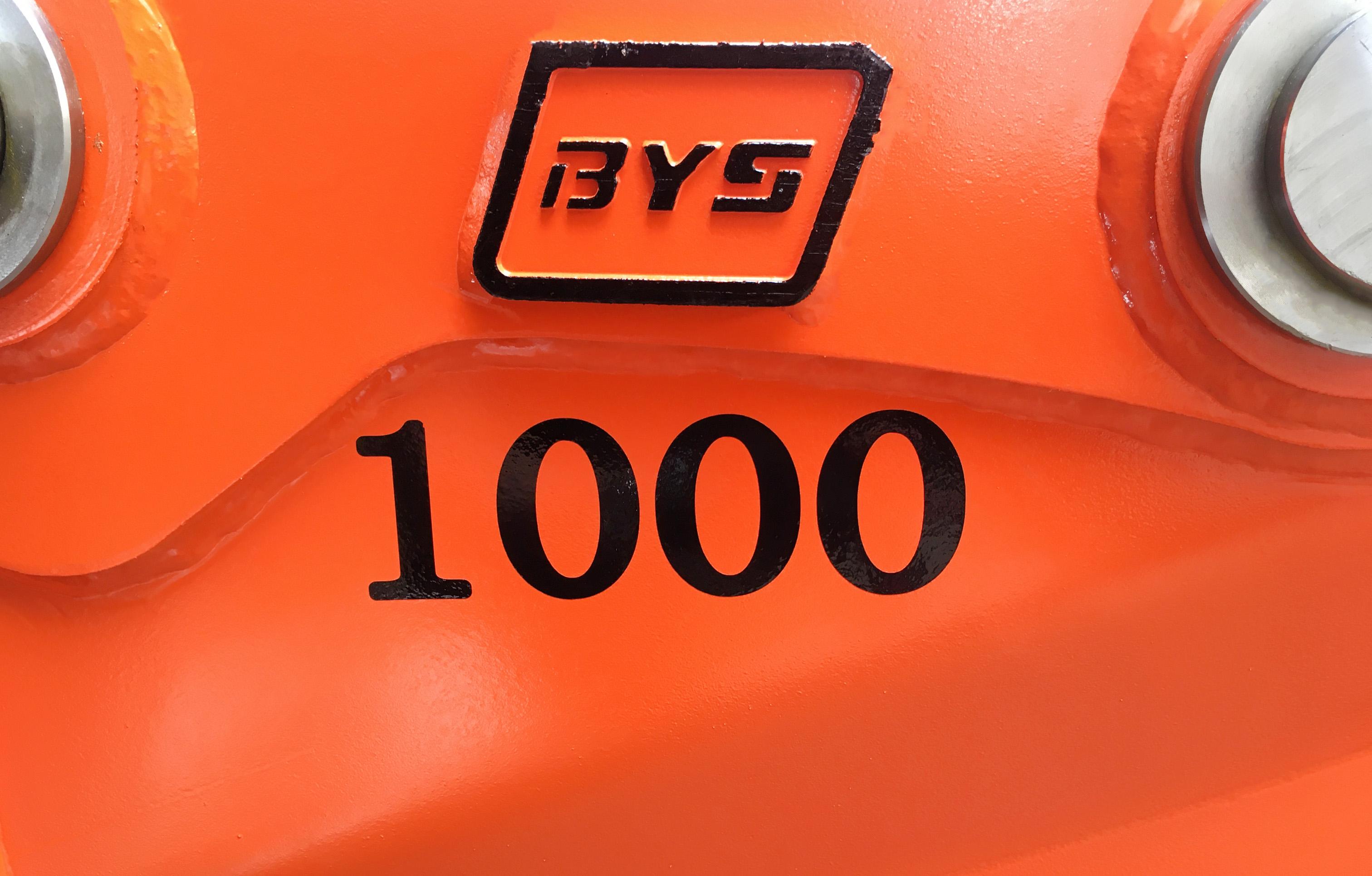 Búa phá đá BAIYISHENG 1000 -1