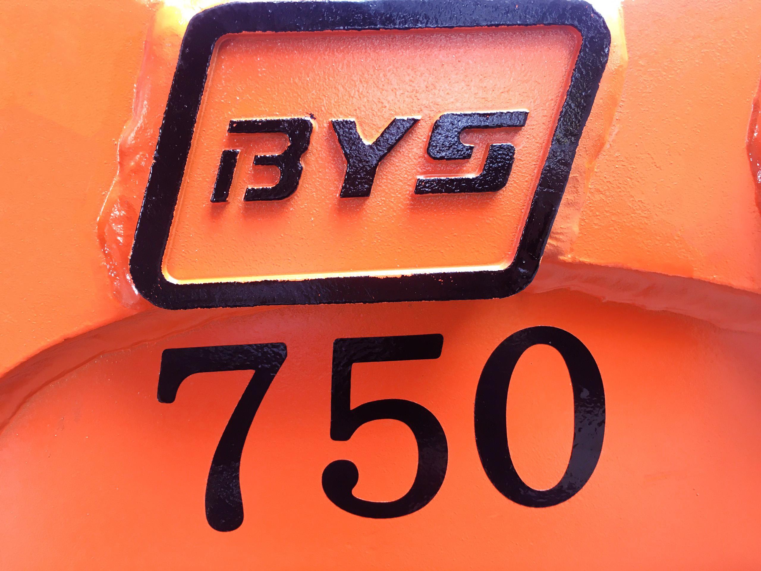 Búa phá đá BAIYISHENG 750 -1