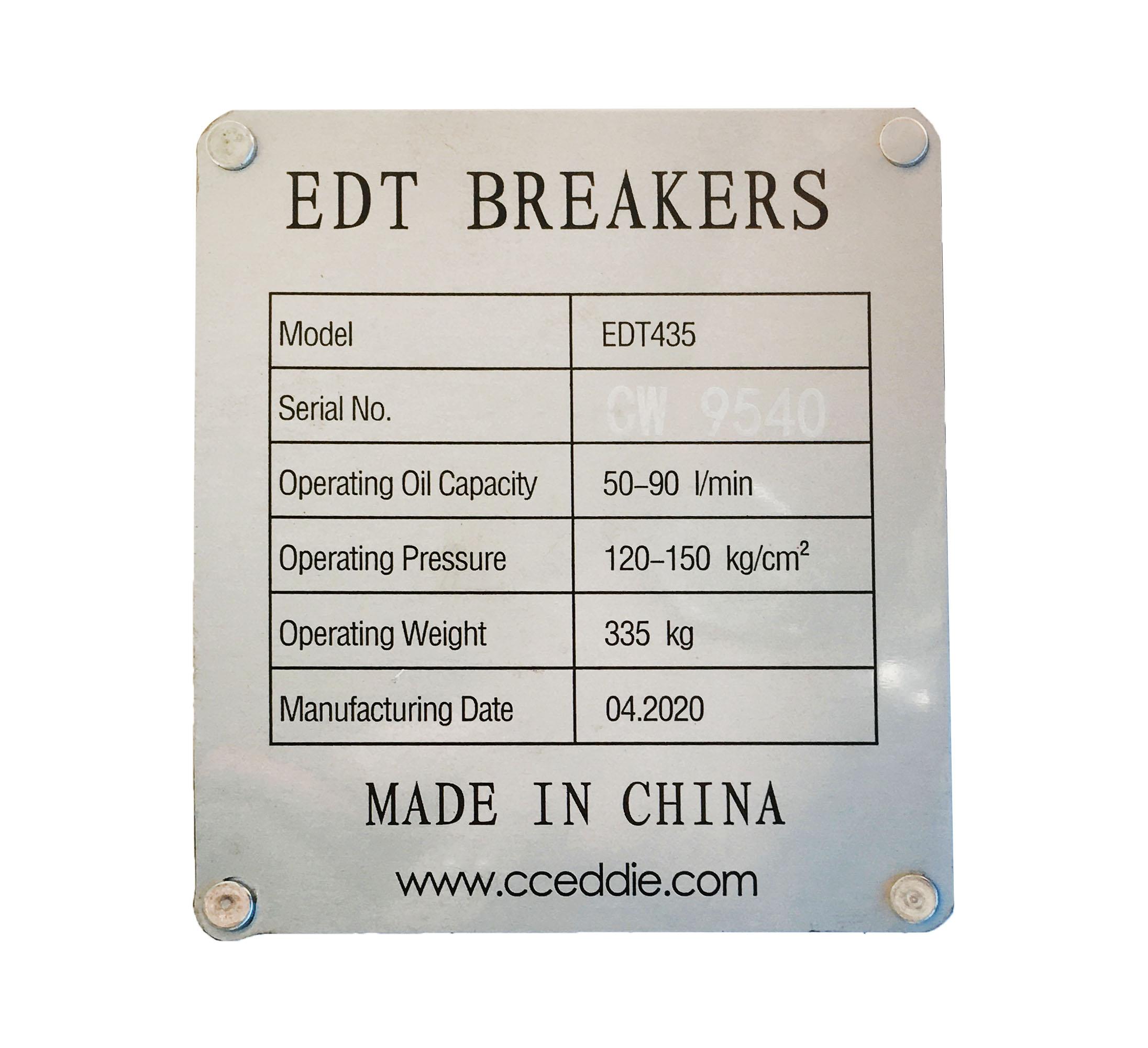 Búa phá đá EDT435 -5